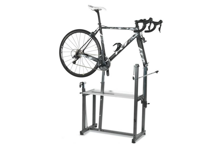 Banco lavoro manutenzione bici